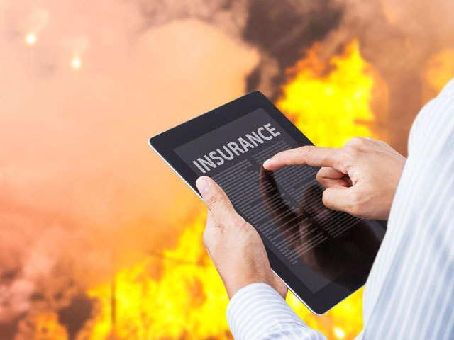 Fire insurance coverage