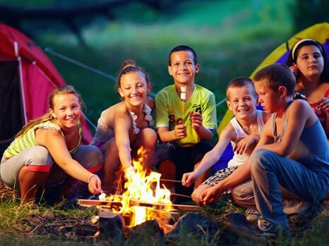 Camping Most Enchanting Activity For Kids
